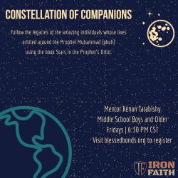 Constellation of Companions 1