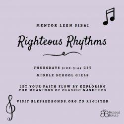 Righteous Rhythms